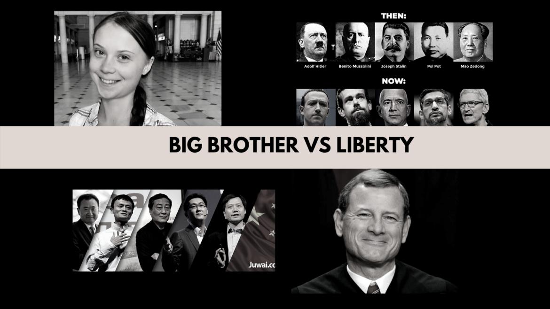 OCTOBER COUNTDOWN: SCOTUS Betrayals, Greta, Chi-coms and Censorship