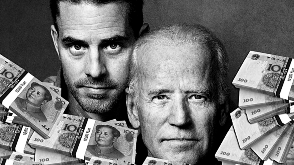 Senate Report Lays Bare ALL Biden Financial Connections to Communist China