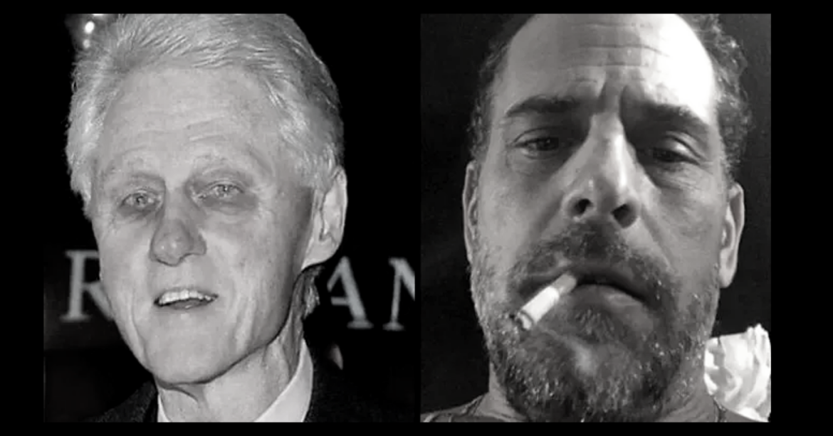 Leaked Emails Reveal Bill Clinton and Hunter Biden Planned Trip Together To Haiti