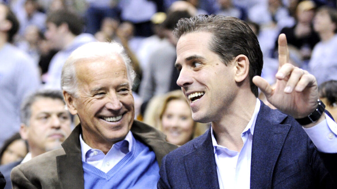 Senate Report Says Joe Biden Allowed Family Members to Enrich Themselves in Foreign Deals While He was VP