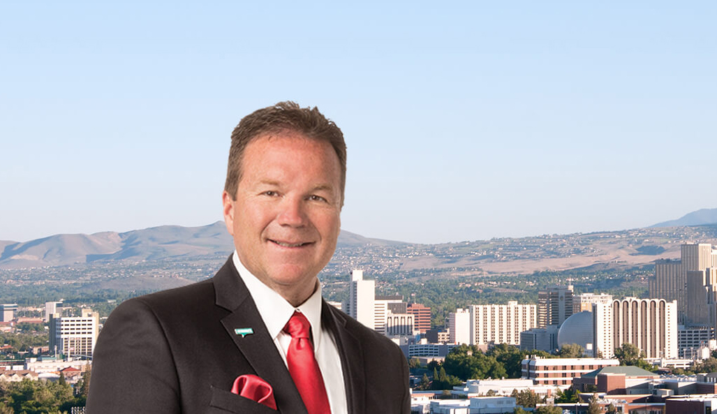 Draining Reno's Swamp: Eddie Lorton, Reno Patriot and Candidate for City Council