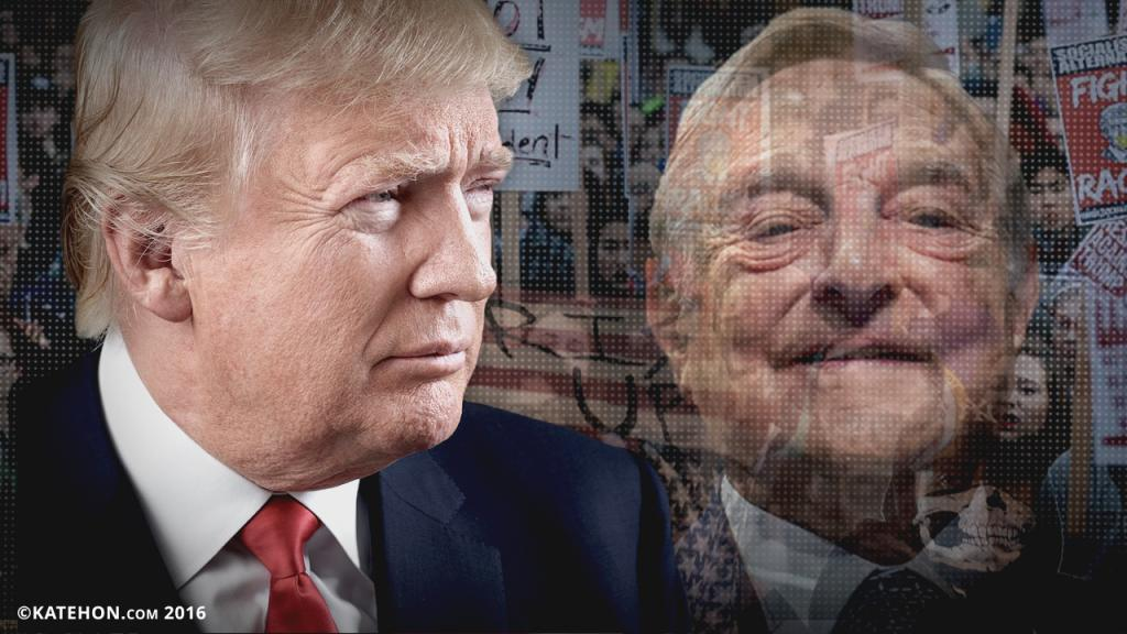 George Soros Trumped American Democracy by Rigging Election for Biden