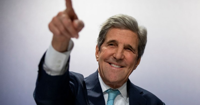 JOHN KERRY SAYS GREAT RESET IS NEEDED TO STOP RISE OF POPULISM