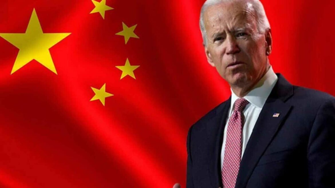 The Chinese Communist Party is Behind the Democrat's Election Heist of 2020