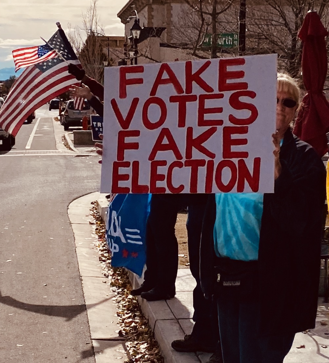 STOP THE STEAL, Carson City Nevada 11/14/2020 [APCT VIDEO]