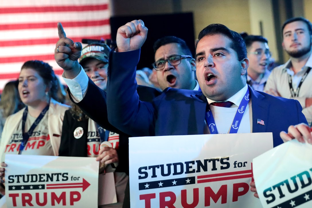 """VIDEO: Young Minority Trump Voters Respond To Being Called """"Traitors"""""""