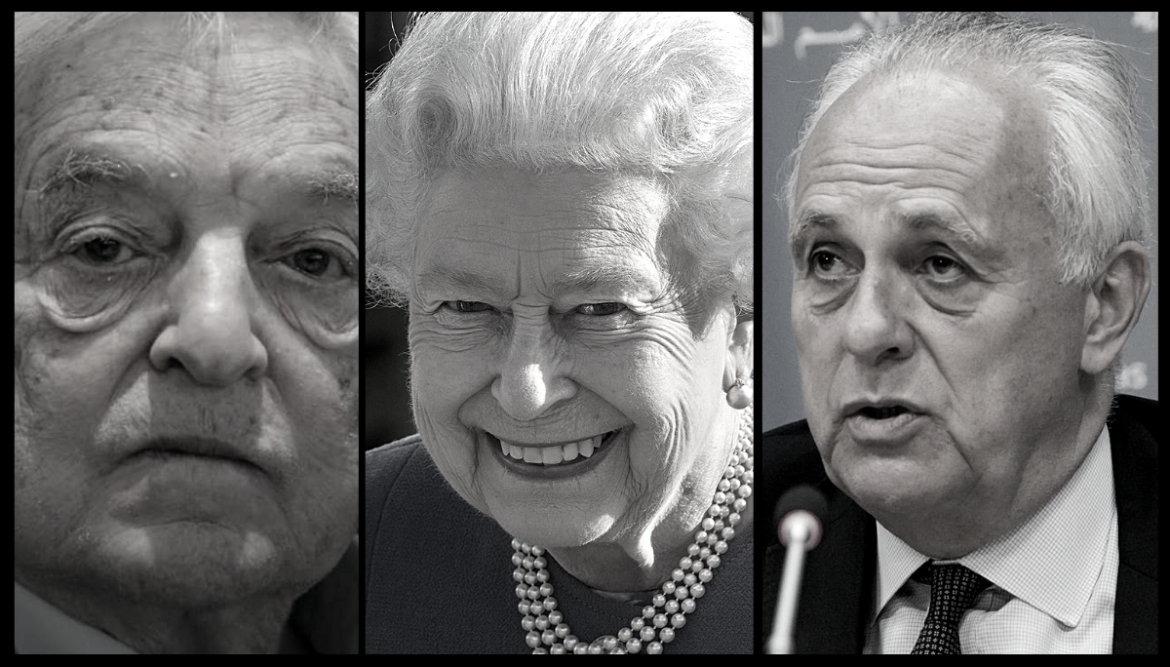 EARTH SHATTERING REPORT! The Evil Men and Their Queen Who Rig Our Elections (DOMINION)
