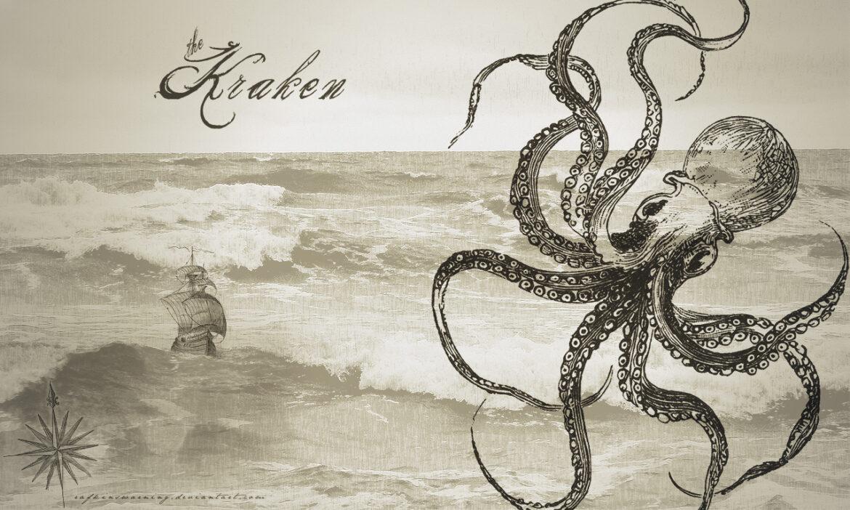 Awaiting the Kraken