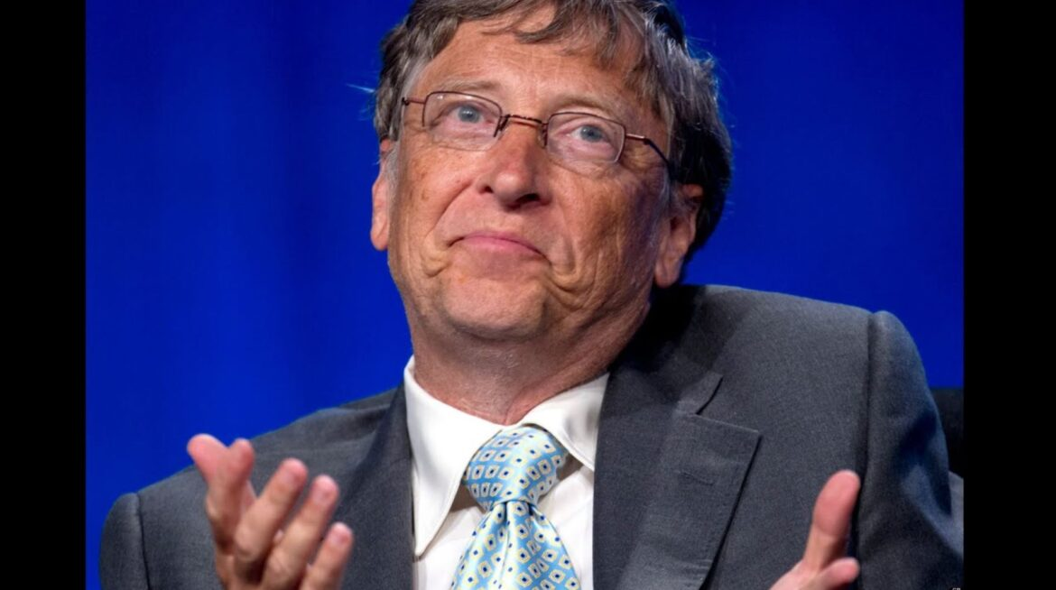 Bill Gates's Falsehood: 'I've never been involved in any sort of microchip-type thing'