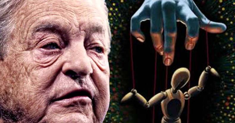 "Documents Link Soros to Anti-Trump ""Christian"" Group"