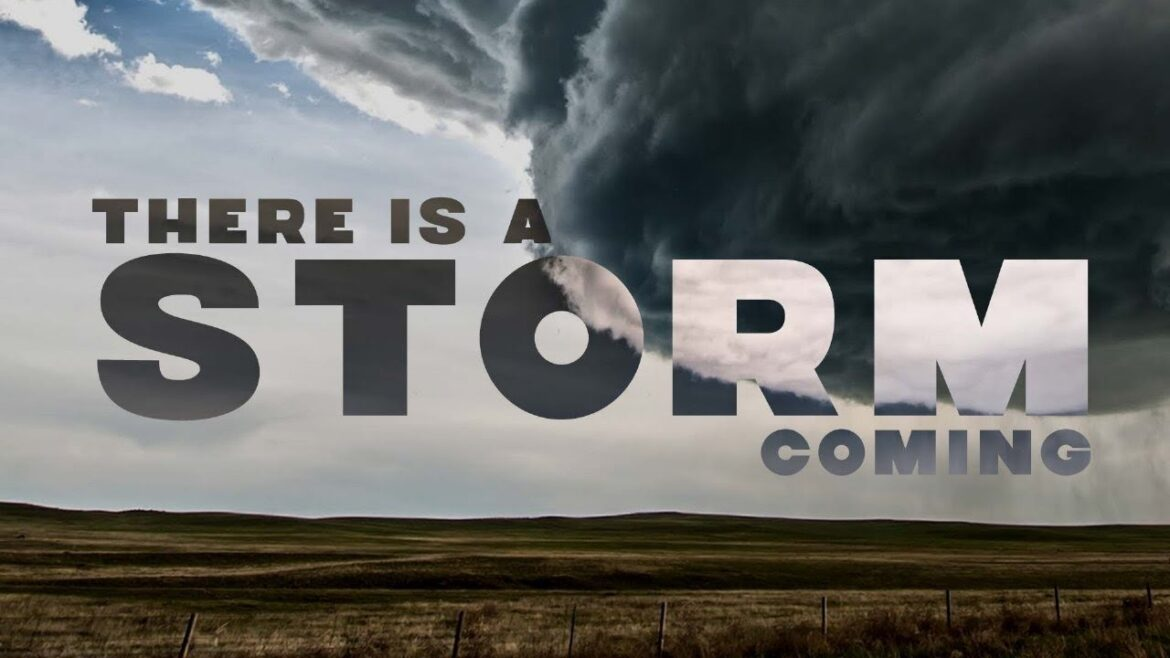 10 Days of Darkness; We are the Storm!