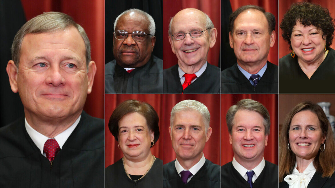 Supreme Court Unveils New Circuit Assignments for Justices – Here Is the Breakdown