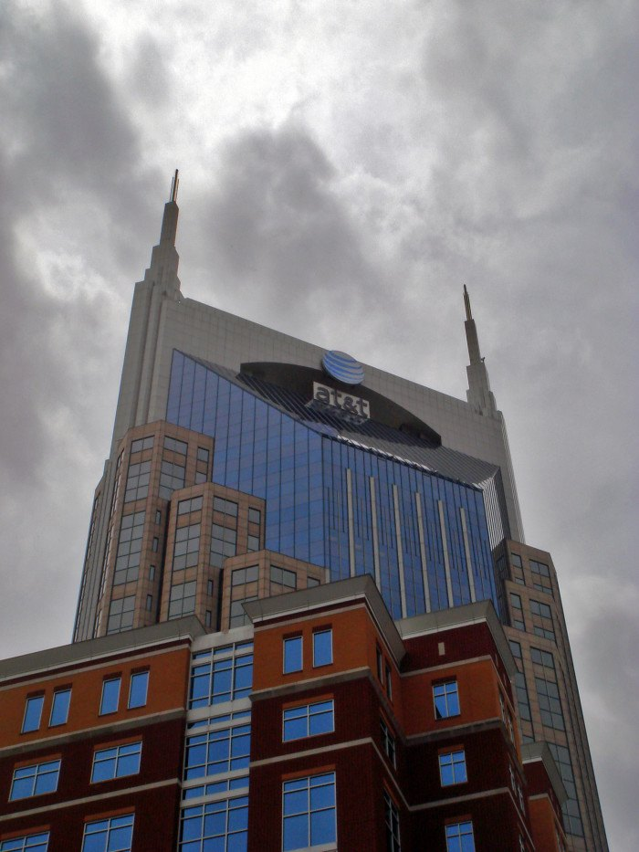 Did a Missile Strike the AT&T Building in Nashville? (APCT Video)