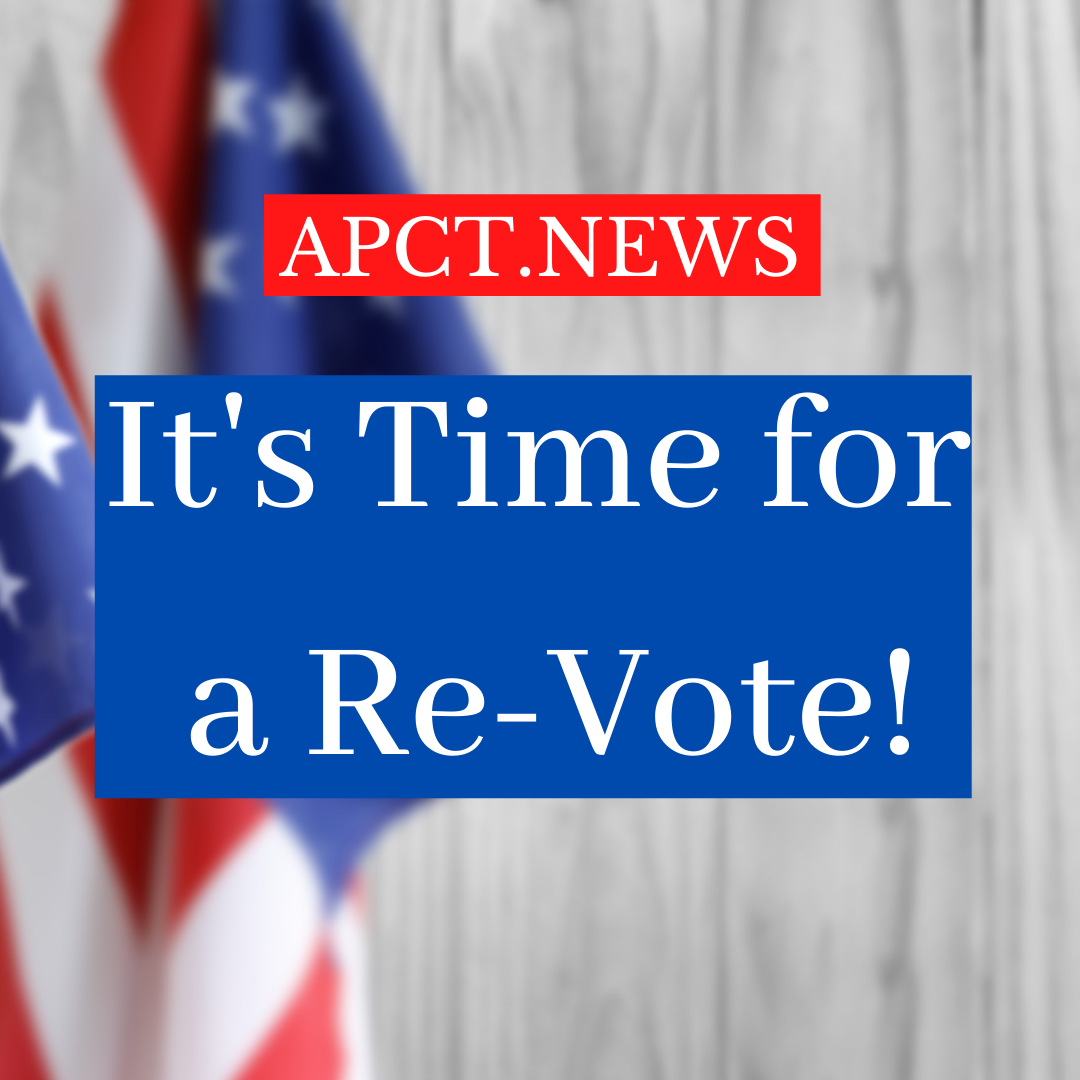 It's Time for a Re-Vote! [APCT Podcast]