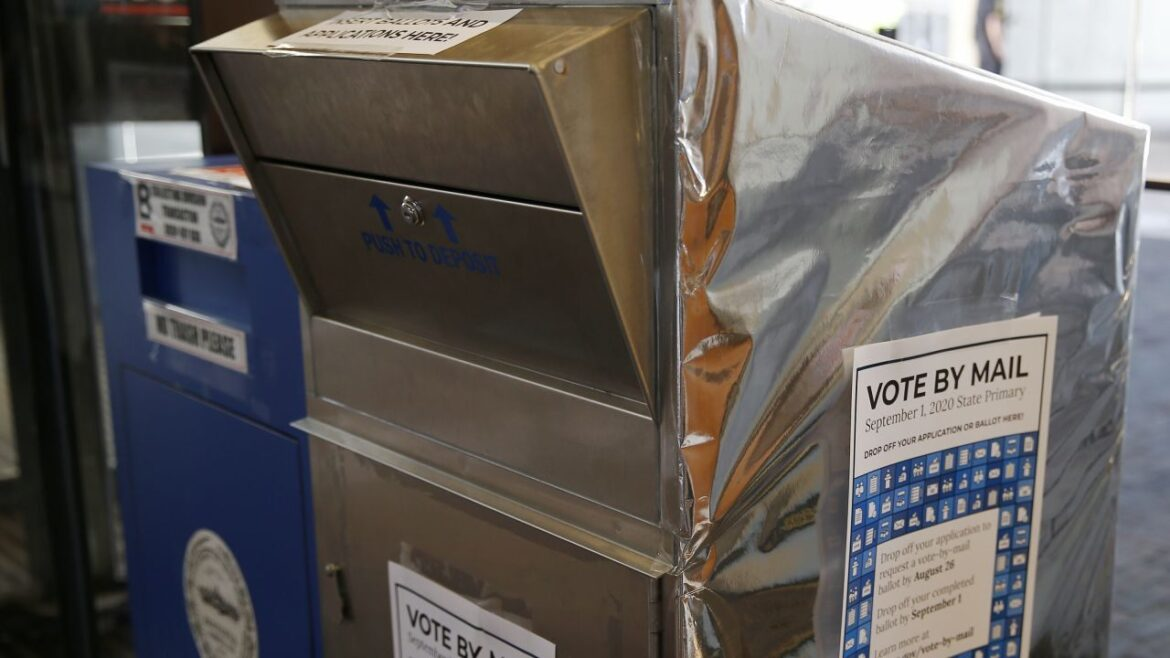OAN Report: USPS Could be Responsible for Tampering With Hundreds of Thousands of Ballots