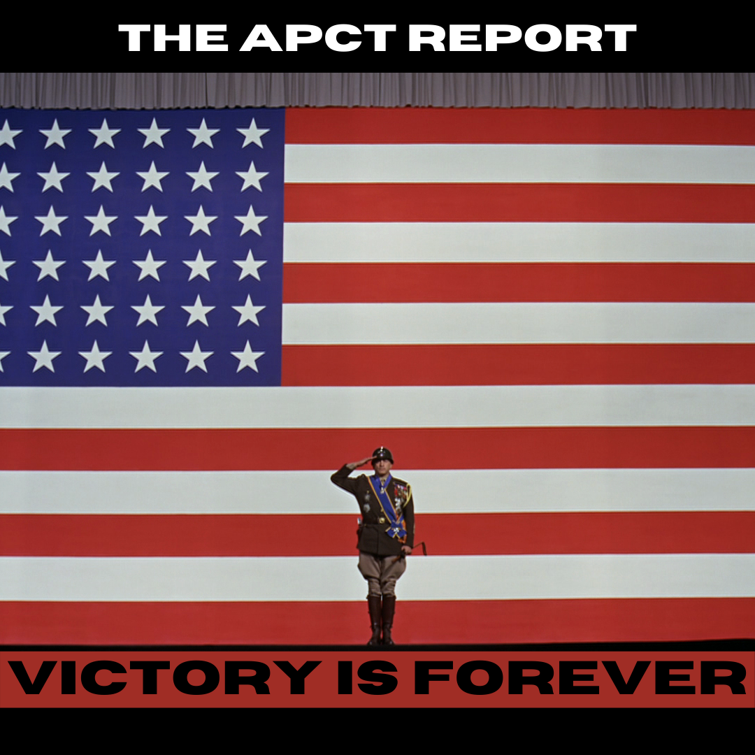 The PLAN: Pain is Only Temporary, But Victory is Forever [APCT REPORT VIDEO]