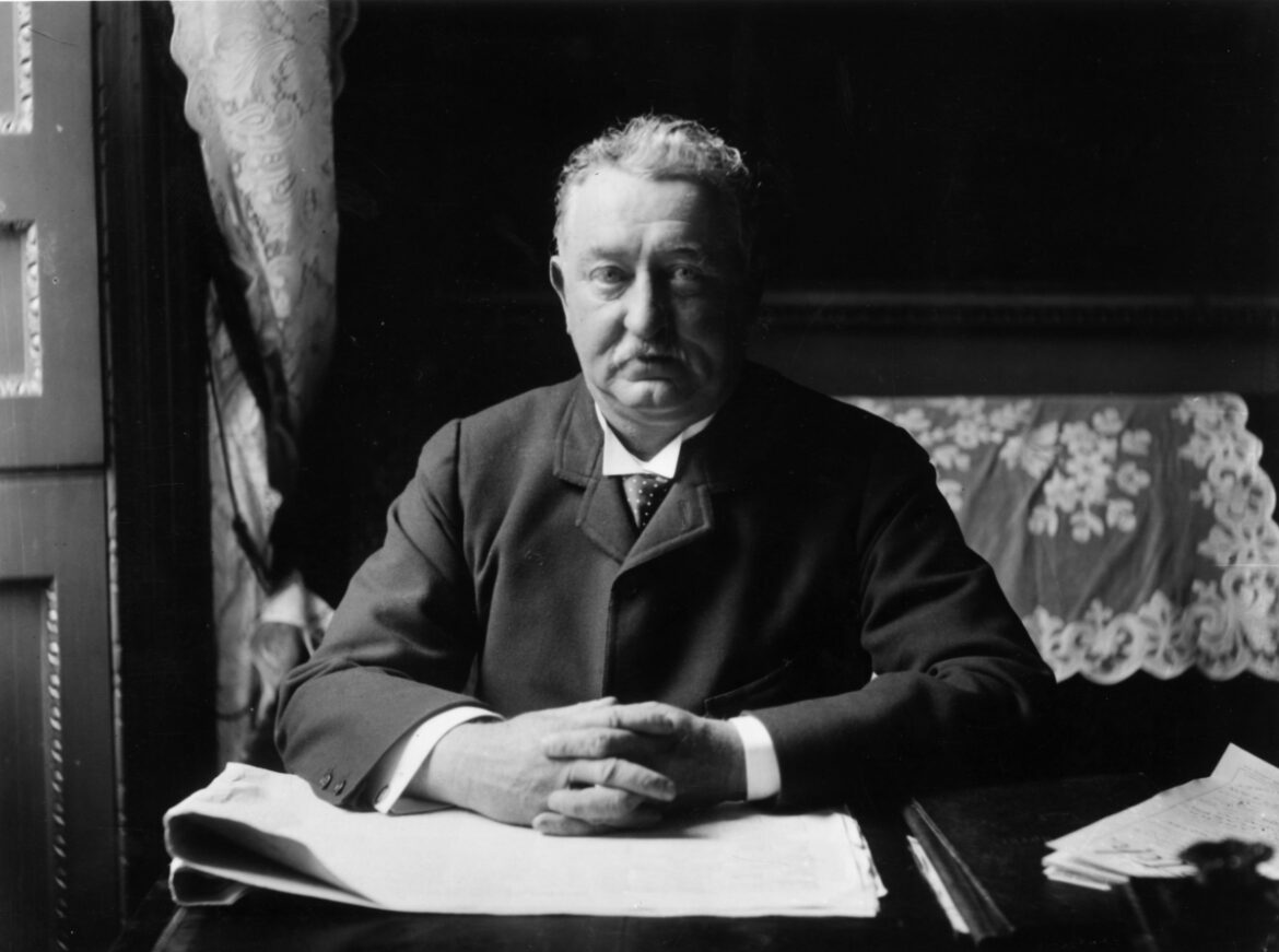 Virus Origins are With Cecil Rhodes and Henry (ROTHSCHILD) de Worms