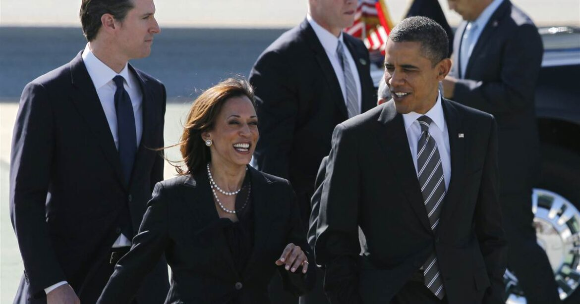 Here's Why Obama Wanted Harris as Vice President