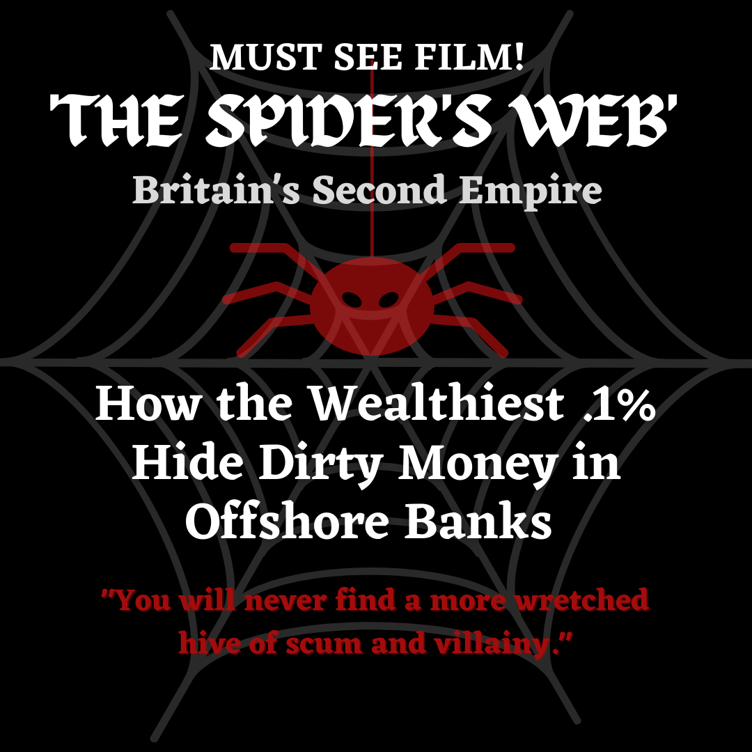 Must See Film Exposes How the .1% Hide Their Dirty Money
